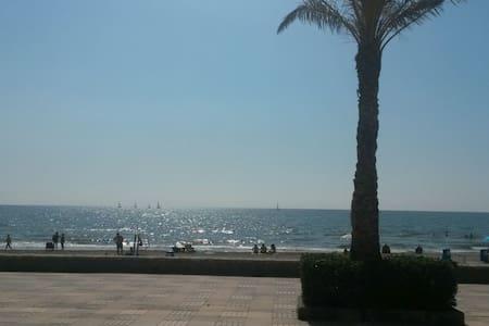 1ra linea en Port Saplaya - Alboraia - Apartmen