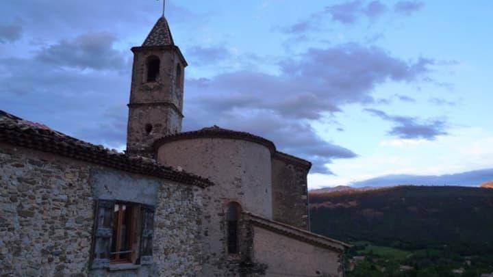Séjour atypique au Château du Mousteiret