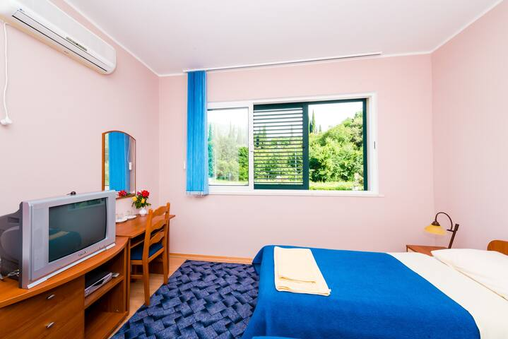 Apartments Dubelj - Twin Room on the First Floor - Komolac - Rumah