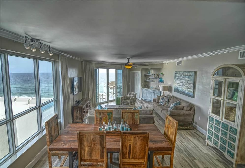 Sterling Sands Premier 801 Magnificent 3 Bedroom Condo With Ocean View Condominiums For Rent