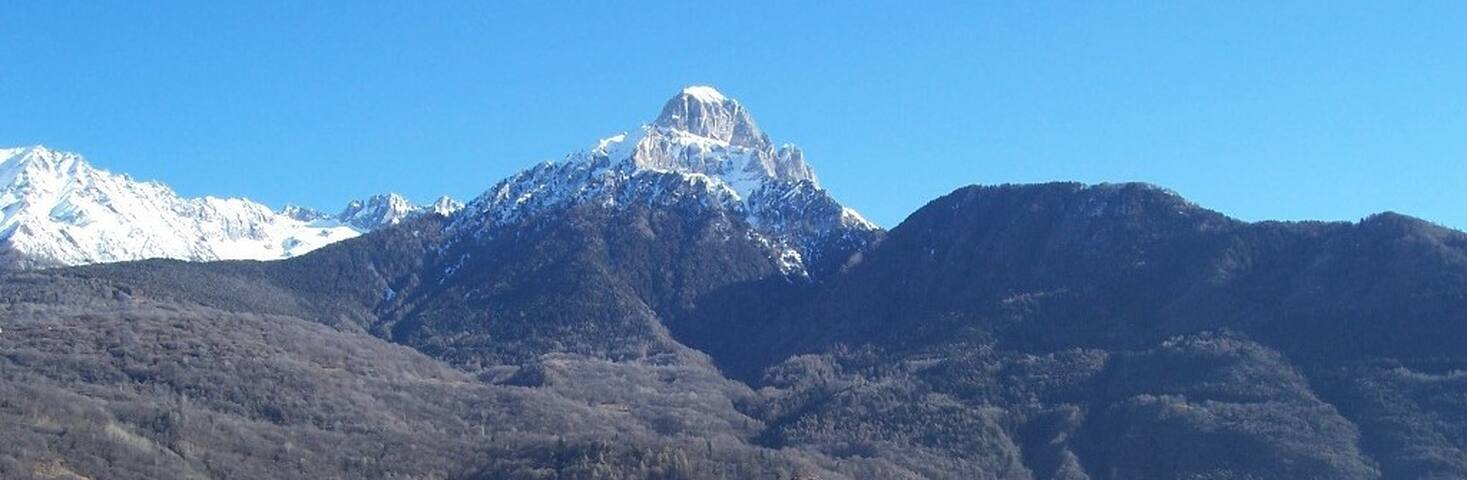 Cascina in montagna - Cimbergo - Kulübe