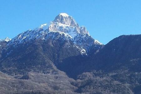 Cascina in montagna - Cimbergo - Mökki