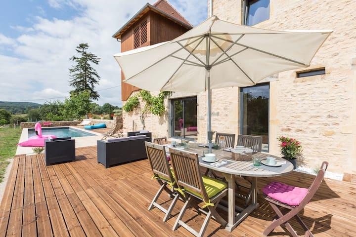 Gite de charme / B&B / Maison d'hôtes -  Bourgogne