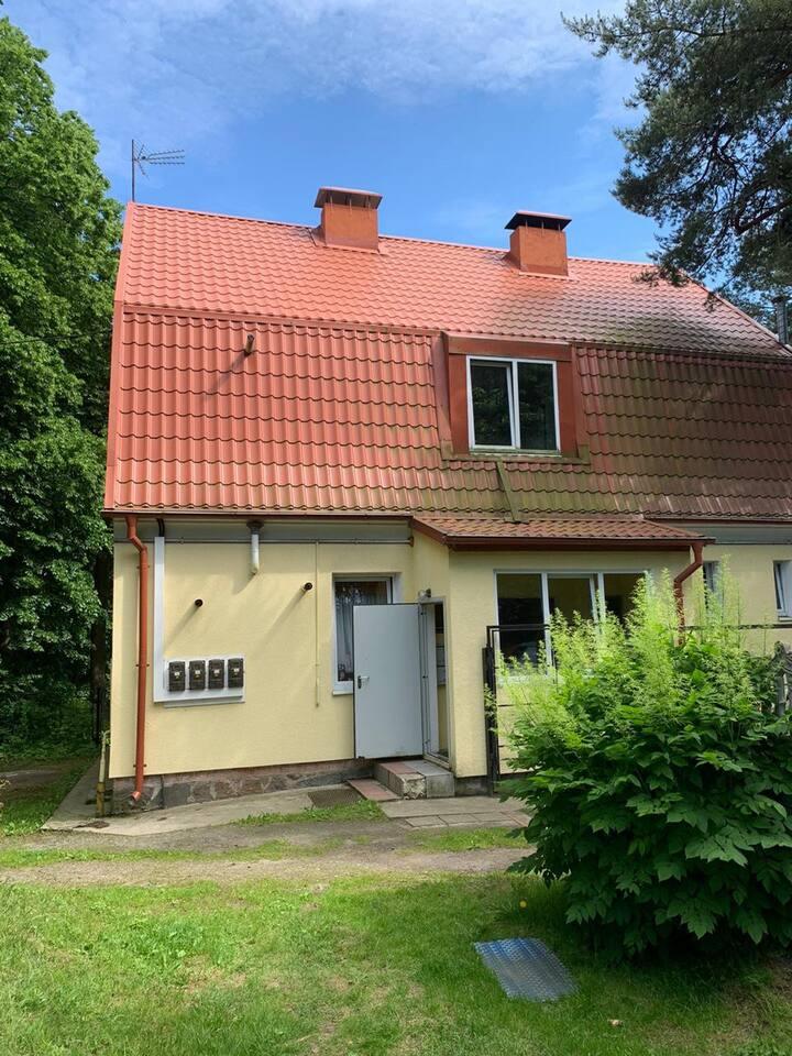 Уютная солнечная квартира в центре Светлогорска