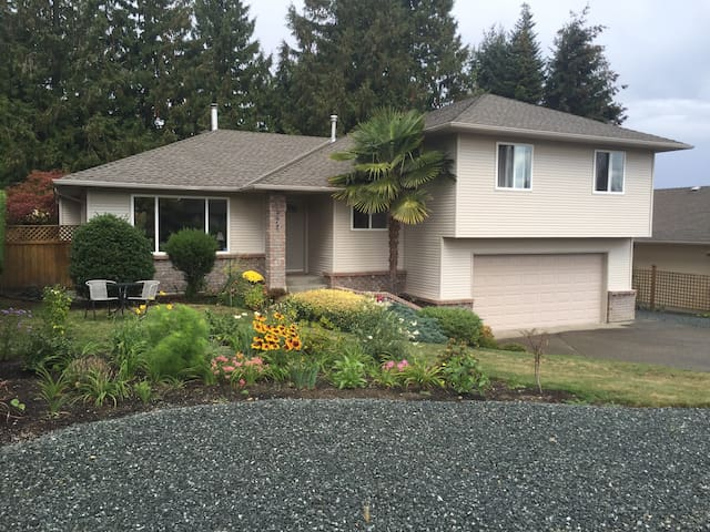Family home close to ocean! - Parksville - House