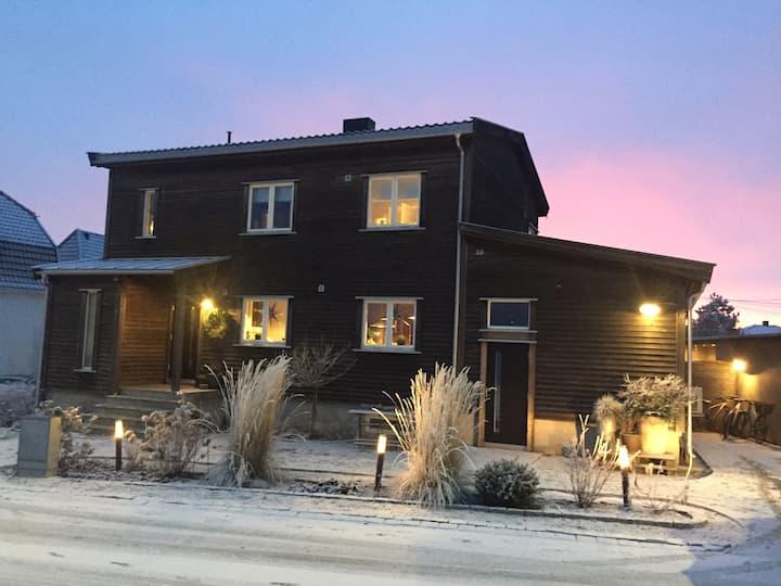 Ny leilighet ved Vollgravene i Gamlebyen Fr.stad.