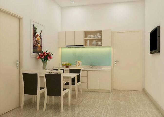 DMB Apartment Garden View - Thành phố Nha Trang - Pis