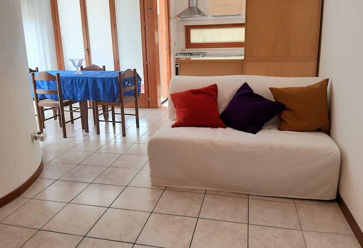 Appartamento con vista a Senigallia