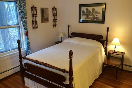 Charming Private Room in Lenox #1 - Lenox - Bed & Breakfast