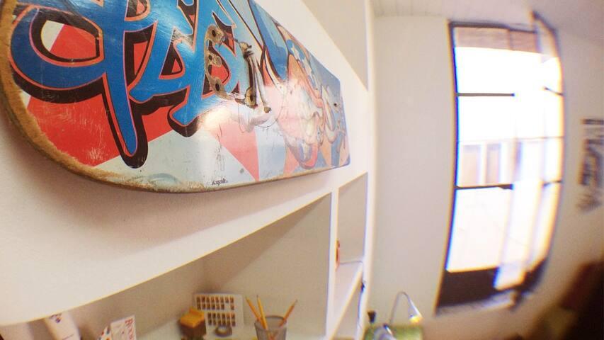 Entire Studio in the trendy heart of Tel Aviv! - Tel Aviv-Yafo