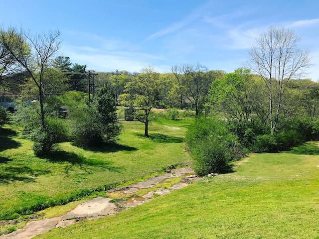 Beautiful Nashville West Meade, Private Downstairs - Nashville - House