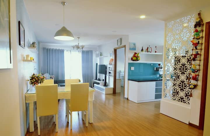 Spacious 2bedroom apartment in modern residences