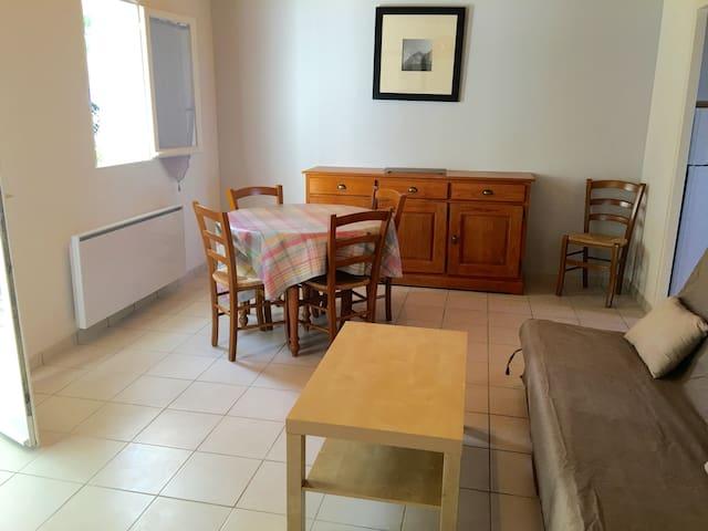 Joli appartement T4 dans quartier résidentiel - Bretignolles-sur-Mer - Daire