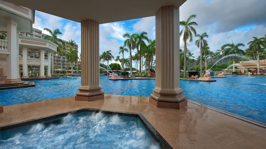 Marriott Kauai Beach Club, 1 Bedroom Feb 1-Feb 8