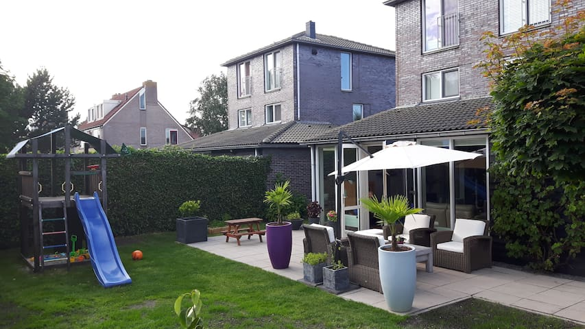 Luxury Villa near Alkmaar, Beach and 30mins A'dam - close to amsterdam - 別荘