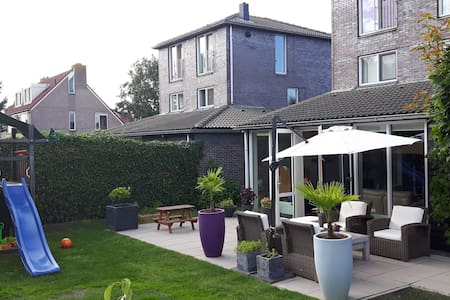 A luxury villa close to Alkmaar, Beach & Amsterdam - close to amsterdam