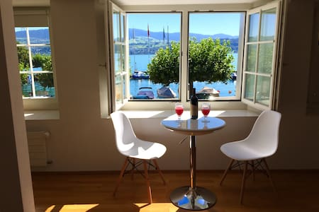 Lovely lakeview flat, near Zurich - Stäfa