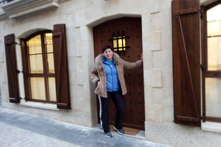 Casa rural dondecristina.com       hab Los Linares