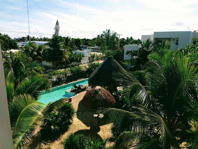 Depto en  Progreso planta baja a 50m de la playa