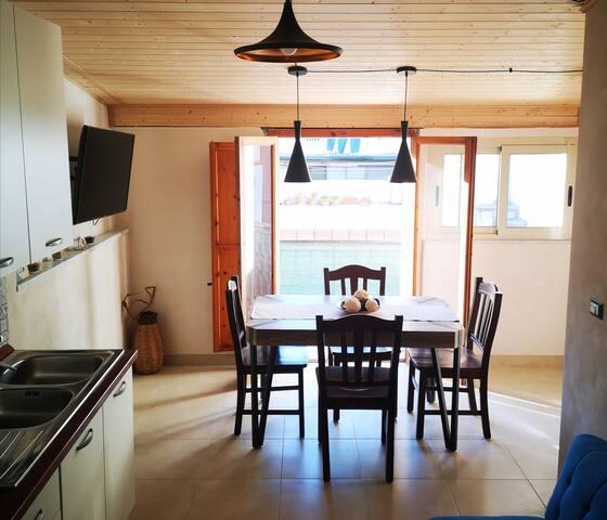 Appartamento nuovo creato ad hoc per il turista.