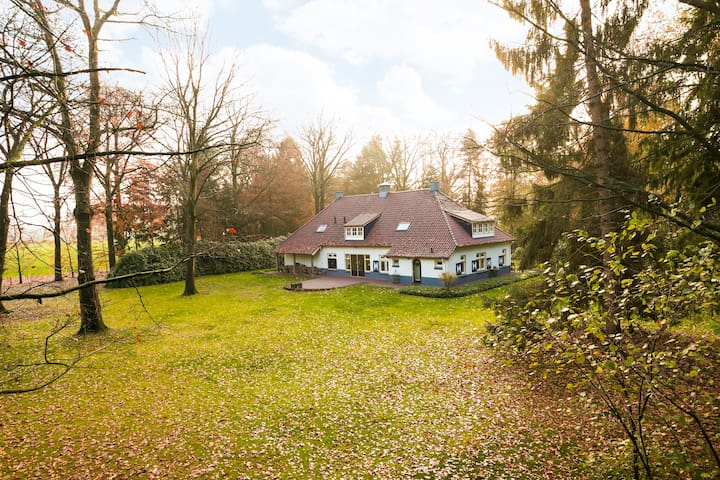 The Escape from the hectic day tot day life - Zelhem - Bed & Breakfast