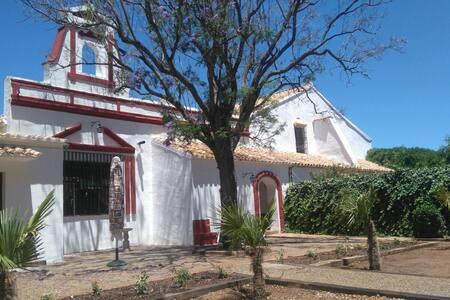 Finca El Bramadero, con piscina y amplias zonas - La Ventilla