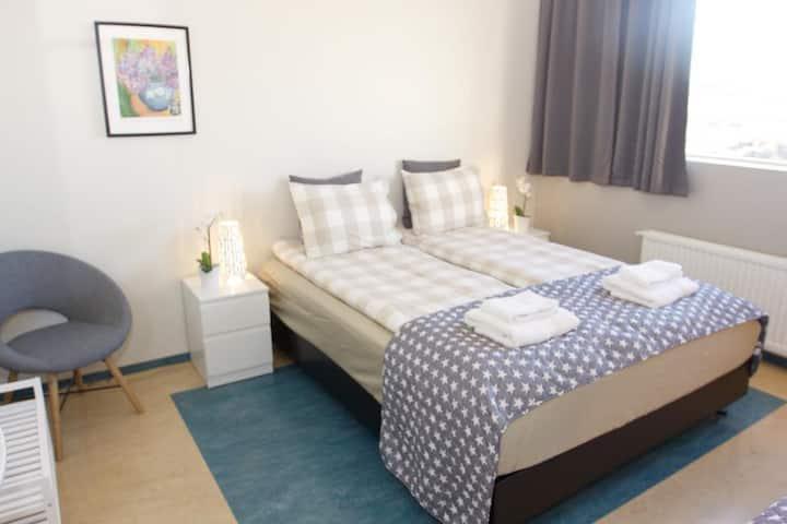 Álfar Guesthouse - Double Room