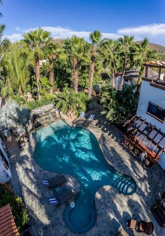 Casa Cascada  View casita ! Private guest house !!