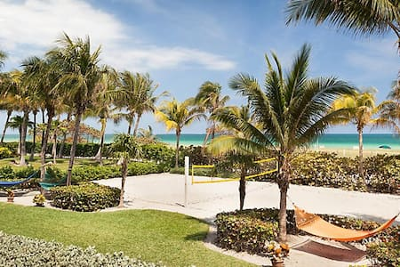 Surfside FL: 1Bdrm ocean frnt resort (CFC date)