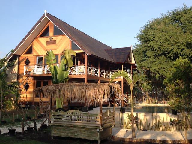 Serene Beach Villa I