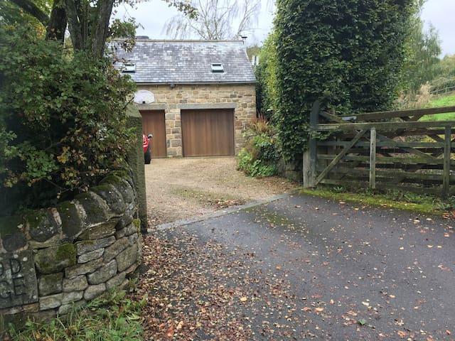 Beewood Cottage Barn, Froggatt