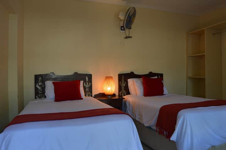 The Livingstone Lodge - Twin/Double Rooms