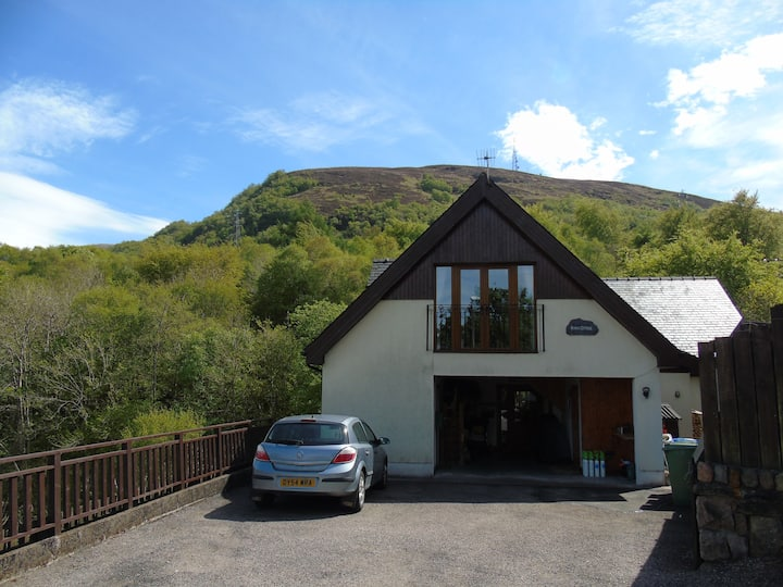 Ardbeg Apartment, Rowan Cottage, Fort William