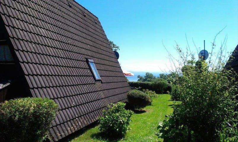 gemütliches Häusle am Bodensee - Immenstaad am Bodensee - Hus