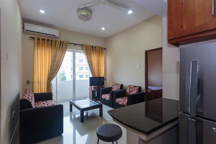 Cozy and comfy Apt near the beach(Colombo 6) - Colombo - Byt
