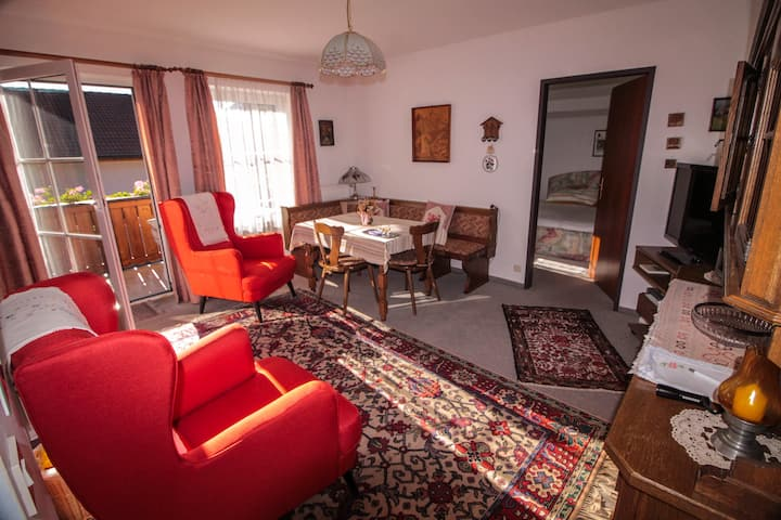 Nice 2-bedroom apartment