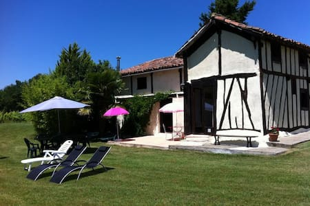 3 bedroom cottage 5km away from nogaro circuit - Sion - 酒店式公寓