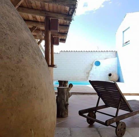 Casa Rural en Cuenca - Rozalén del Monte - House