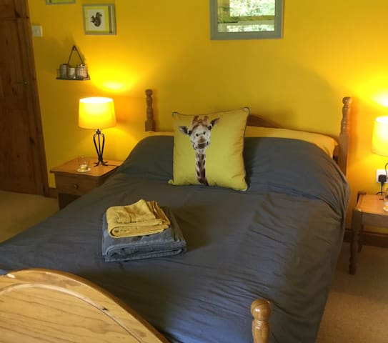 Luxury Room Higher Mosserley Farm Bowland Forrest