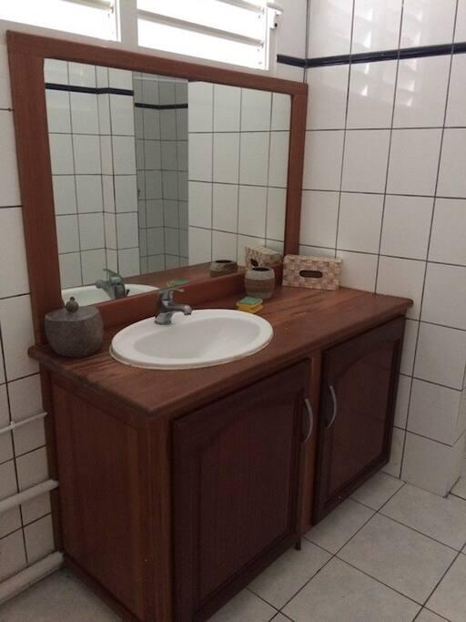 Salle de bain Touloulou