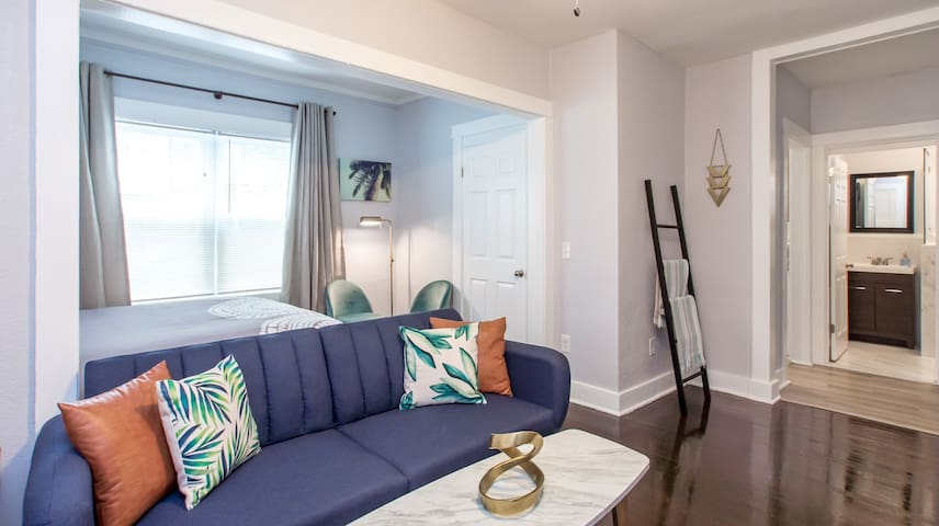 Stylish Renovated Studio at Mirror Lake - 308 #101