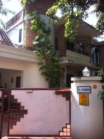 VILAYIL GARDEN temple view - Thiruvananthapuram - House