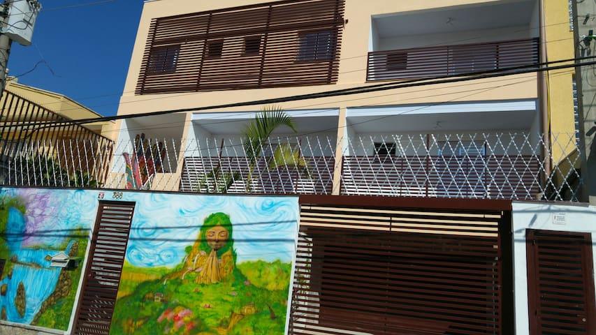 Suites na casa da Teresa - São Bernardo do Campo - Haus