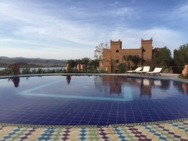 Villa au Maroc