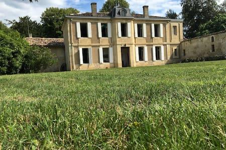 Château Sorbède - Montussan - Villa - 1