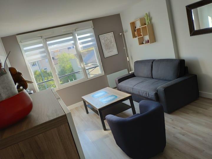 Appartement Vaureal