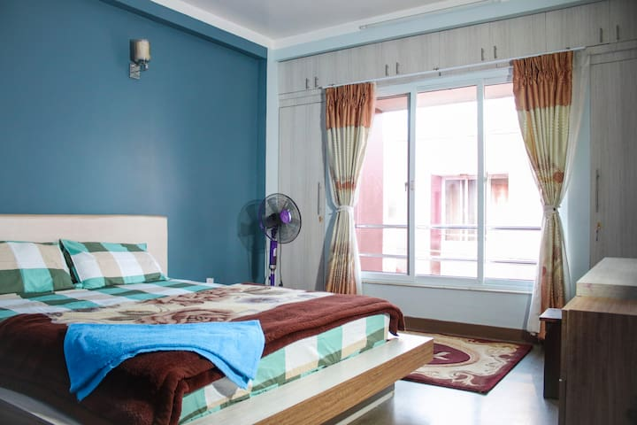 The Cozy Room with affordable price in kathmandu