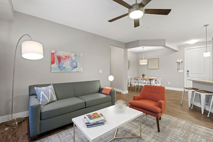 Kasa | Frisco | Modern 2BD/2BA Apartment
