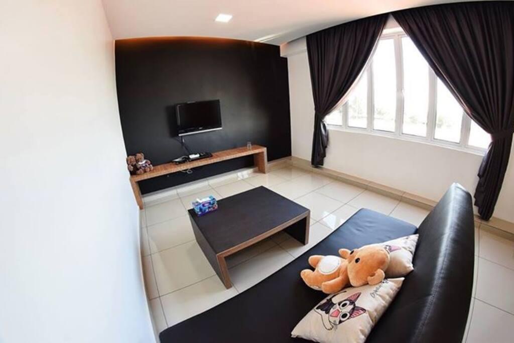 Living Room - 客厅