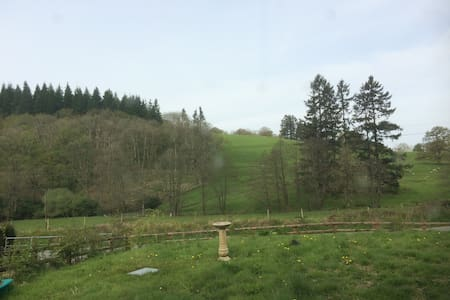 Brecon Beacons Hill Farm - Chef on site - Carmarthenshire - Ház